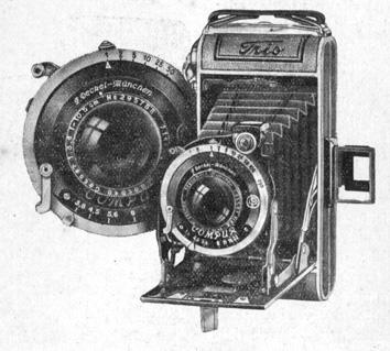 Peque o museo de c maras antiguas - Camaras fotos antiguas ...